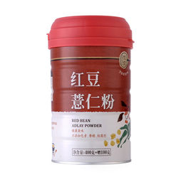 Natural Konjac And Red Bean Adlay Meal Replacement Powder With Rich Nurition